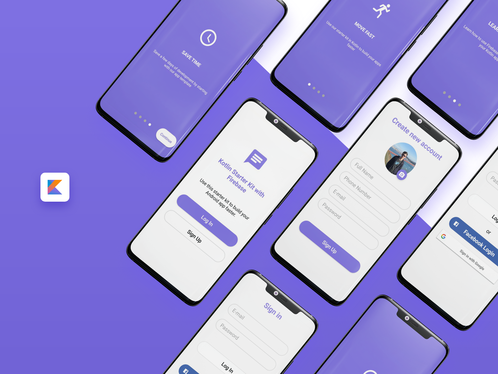 free Android app templates