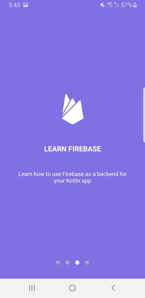 kotlin app templates