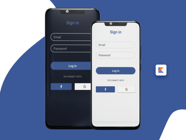 android login screen